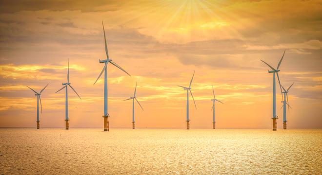 イギリス洋上風力発電