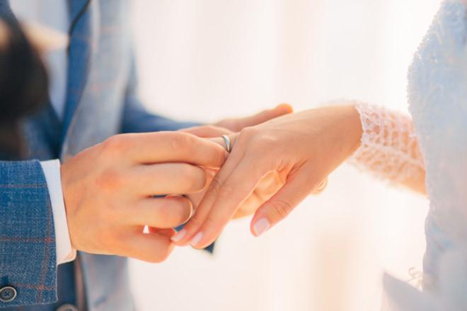 結婚式 指輪交換